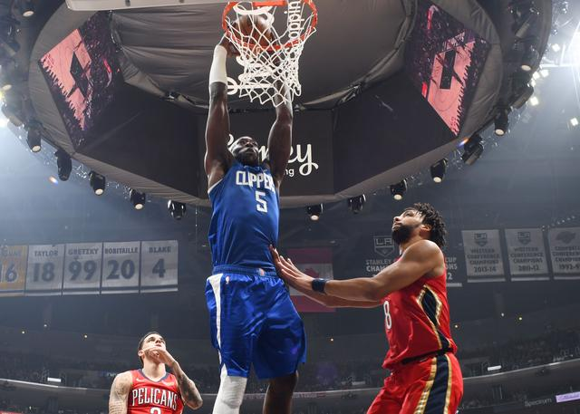 Los Angeles Clippers 134-109 New Orleans Pelicans