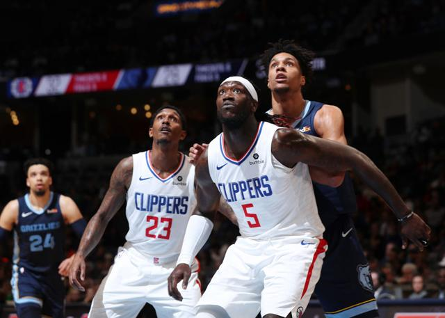 Los Angeles Clippers 121-119 Memphis Grizzlies