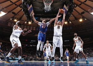 Denver Nuggets 129-92 New York Knicks