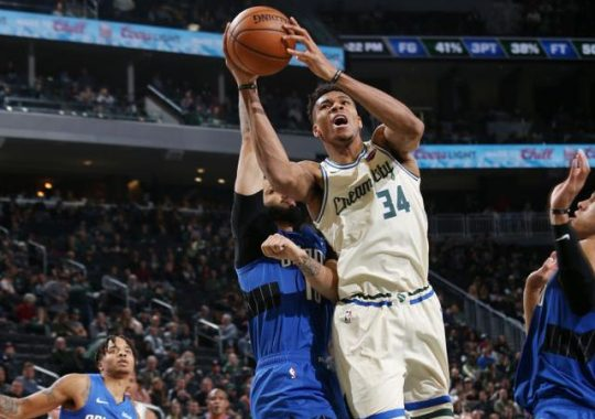 Milwaukee Bucks 110-101 Orlando Magic