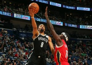 Brooklyn Nets 108-101 New Orleans Pelicans