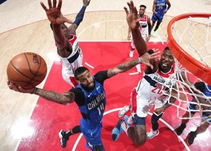 Orlando Magic 122-101 Washington Wizards