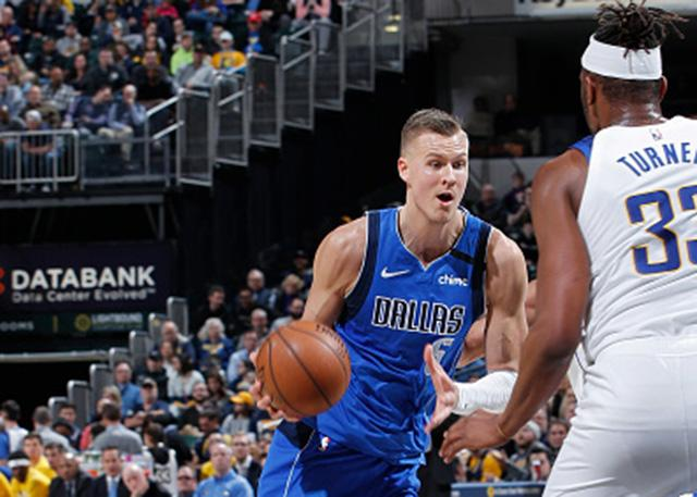 Dallas Mavericks 112-103 Indiana Pacers