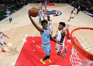 Memphis Grizzlies 106-99 Washington Wizards