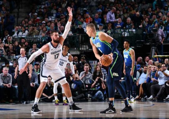 Dallas Mavericks 121-96 Memphis Grizzlies