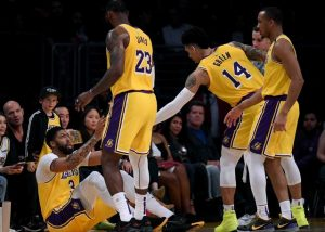 Revisión de la temporada de Los Angeles Lakers